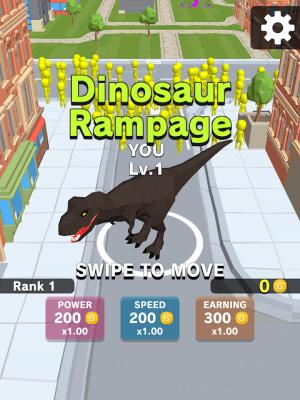 Dinosaur Rampage 4.2.2 Screen 4