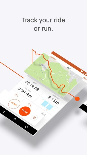Strava tracker: Record running, cycling & swimming 91.0.0 Screen 2