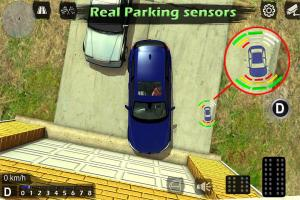 Android Real Car Parking 3D Screen 2
