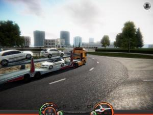 Android Truck Simulator : Europe 2 Screen 8