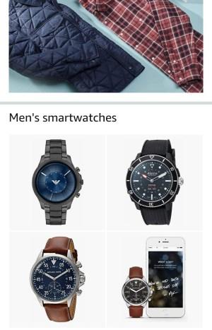 Amazon Shopping App 1.0 Screen 6