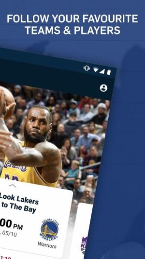 NBA: Live Games & Scores 3.1.4 Screen 3