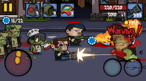 Android Zombie Age 2 Premium: Survive in the City of Dead Screen 3