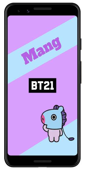 Android BT21 HD Wallpapers and Backgrounds Screen 3