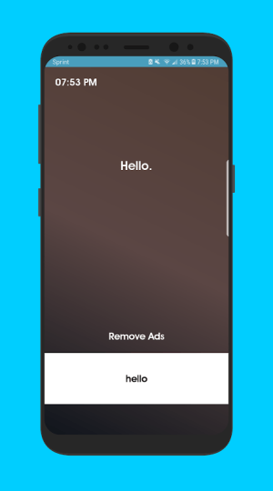 Android Bixby Screen 1