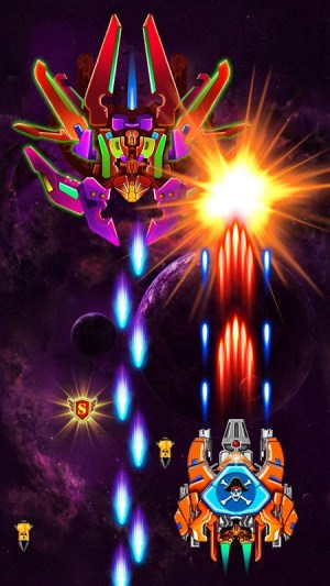 Android Galaxy Attack: Alien Shooter Screen 10