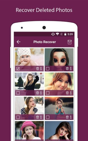Recover Deleted All Photos, Files And Contacts 3.3 Screen 7