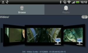BSPlayer 1.15.168 Screen 3