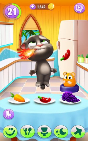 My Talking Tom 2 1.6.1.702 Screen 5