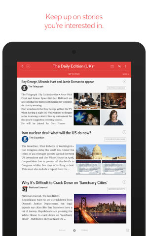 Flipboard: News For Any Topic 4.2.28 Screen 17