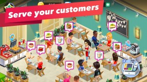 My Cafe — Restaurant management game & Recipes 2021.8.4 Screen 2