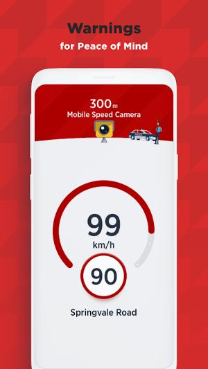 TomTom AmiGO - GPS, Speed Camera  & Traffic Alerts 7.395.0 Screen 2