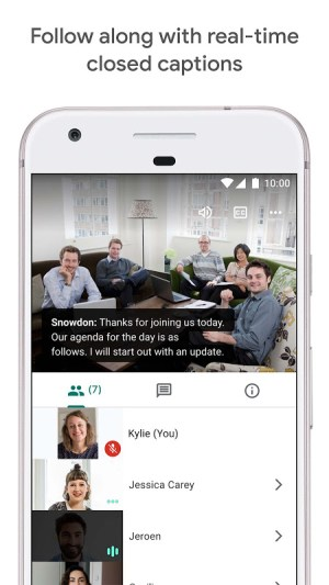 Google Meet – Secure video meetings 2021.04.18.369492438.Release Screen 14
