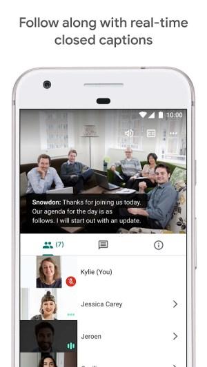 Hangouts Meet 2021.03.21.366254902.Release Screen 14