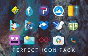 Perfect Icon Pack 9.4 Screen 3