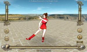 3D Tai Chi Chuan 42 Forms 1.1.3 Screen 1