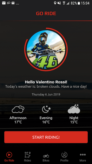 MyRide – Motorcycle Routes 1.9.3 Screen 3