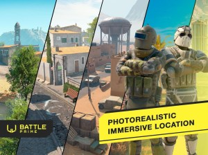 Battle Prime Online: Critical Shooter CS FPS PvP 3.0.1 Screen 4