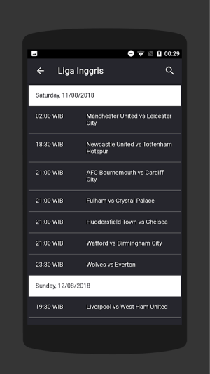 Android TV Online - Watch series & Live TV Screen 7