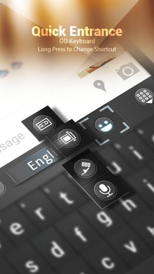 GO Keyboard - Emoji, Emoticons 2.30 Screen 9