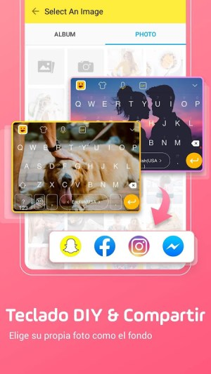 Facemoji Keyboard Pro:Emoji keyboard,Theme,Gif 2.6.0.3 Screen 4