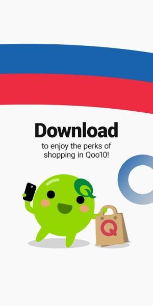 Qoo10 - Best Online Shopping 5.4.0 Screen 2