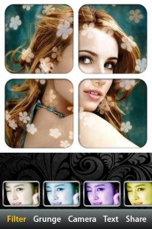 Android Photo Effects Pro - Camera Art Screen 4