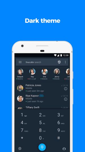 Android Truecaller: Caller ID & Dialer Screen 3