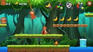 Jungle Monkey Run 1.7.5 Screen 3