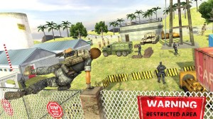 Commando Adventure Sniper Games : fps New Games 1.4 Screen 1