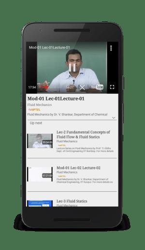 Android Fluid mechanics Screen 4