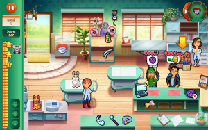 Android Dr. Cares - Amy's Pet Clinic 🐈 🐕 Screen 4