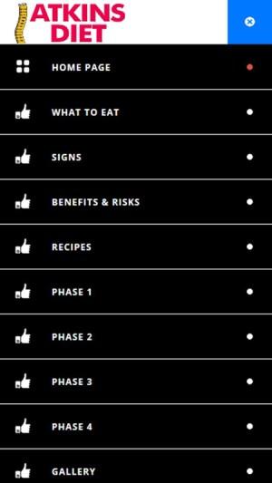 Atkins Diet Plan 1.0 Screen 4