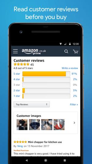 Amazon Shopping 16.4.0.100 Screen 4
