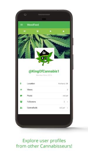 Cannabis.net 1.1.5 Screen 1