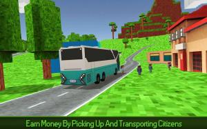 City Bus Simulator Craft PRO 1.5 Screen 2
