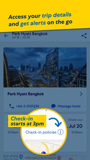 Expedia Hotels, Flights, Car Hires & Activities 20.27.0 Screen 6