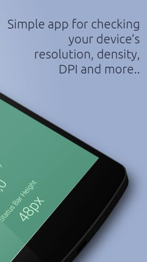 DPI Checker 1.1.6 Screen 1