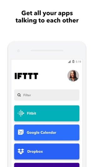IFTTT 4.6.3 Screen 7