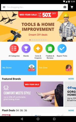 Android AliExpress - Smarter Shopping, Better Living Screen 4