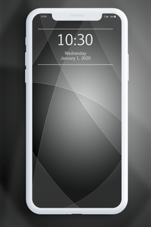 Android Grey Wallpapers Screen 4