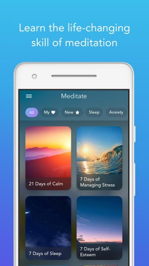 Calm - Meditate, Sleep, Relax 4.17 Screen 9