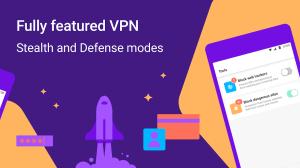 VPN Proxy by Hexatech - Secure VPN & Unlimited VPN 3.0.3 Screen 7