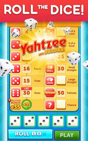 YAHTZEE® With Buddies Dice Game 6.13.1 Screen 5