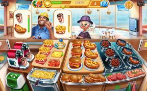 Cooking City: crazy chef' s restaurant game 1.22.3973 Screen 5