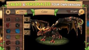 Dragon Sim Online: Be A Dragon 100 Screen 4