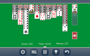 Spider Solitaire Classic 1.9.6.RC Screen 7