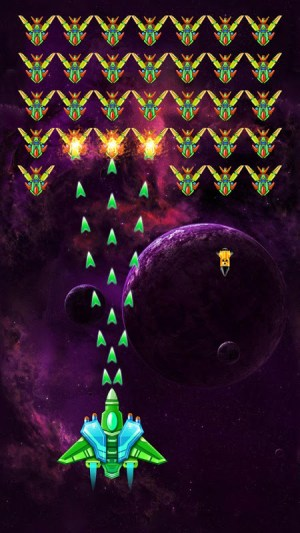 Android Galaxy Attack: Alien Shooter Screen 13