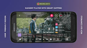 GSE SMART IPTV 7.4 Screen 1