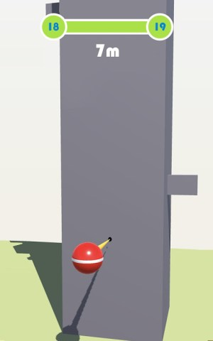 Arch Ball - Flick Ball 3D 1.0.9 Screen 1